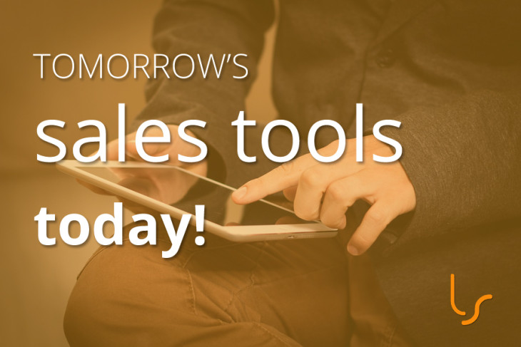 tomorrows sales tools today
