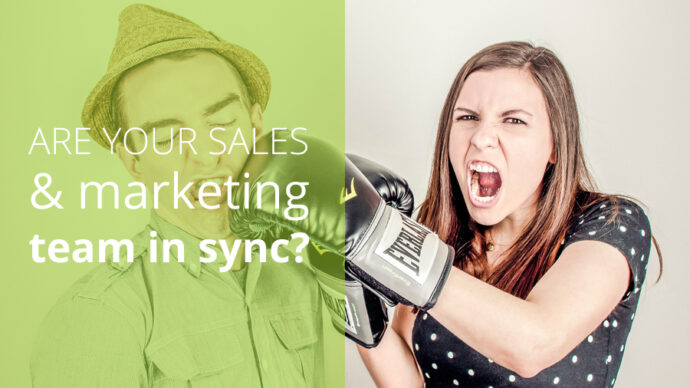 sales tools and marketing sync
