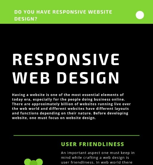 Do you have Responsive Website Design?