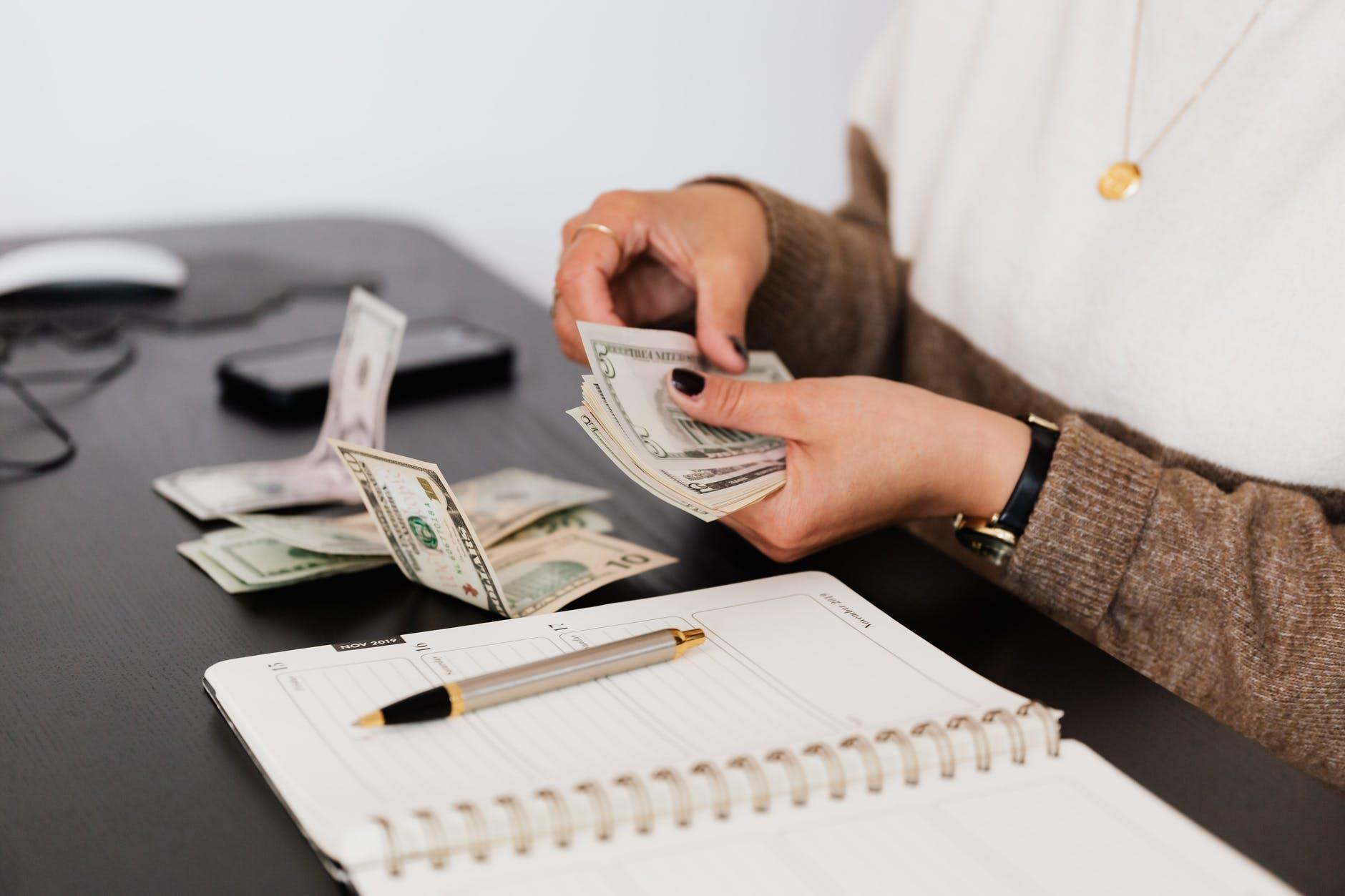 Realistic budgeting